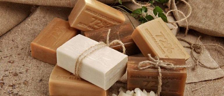 Хозяйственное мыло: 12 полезных свойств